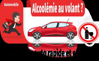 Assurance auto alcoolémie au volant