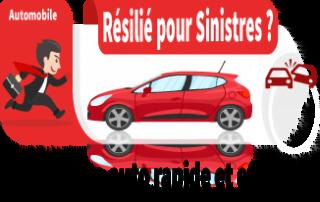 Assurance auto sinistre